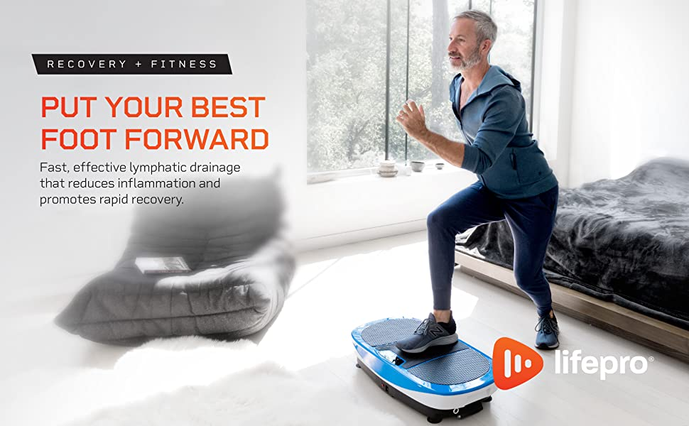 Lifepro RumblexMax | Recovery + Fitness Collection
