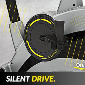 Silent Drive 12kg Heavy Duty Flywheel
