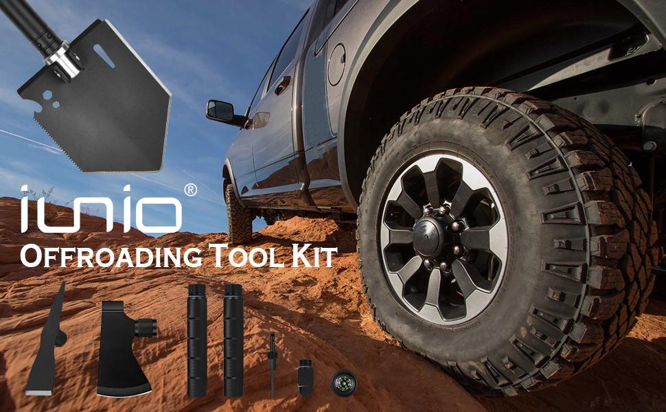 offroading tool kit -basic