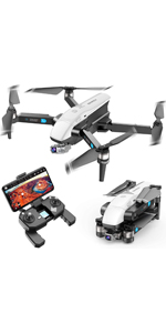 Flashandfocus.com 5ee012d2-f5d8-4d9d-8d97-ade5cf7c387d.__CR0,0,150,300_PT0_SX150_V1___ SIMREX X900 Drone Optical Flow Positioning RC Quadcopter with 1080P HD Camera, Altitude Hold Headless Mode, Foldable FPV…
