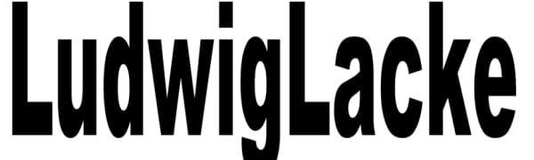 Ludwig Lacke 1 Spraydose Schwarz Matt Ral 9005 Autolack Qualität 400ml Haltegriff Auto