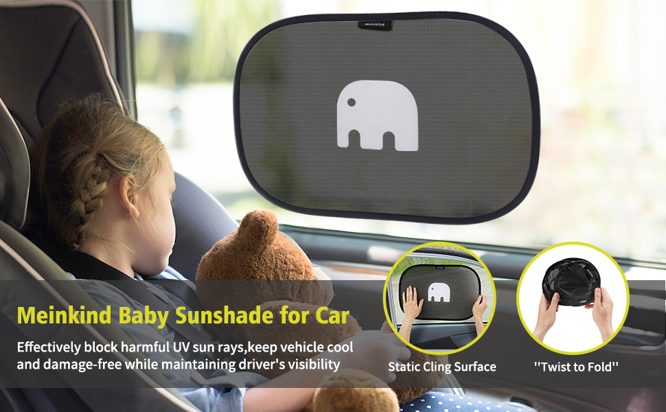baby sunshade for car
