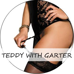 lingerie with garter