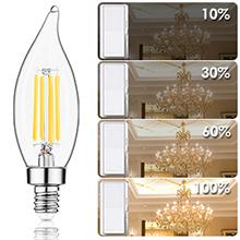 led chandelier light bulbs