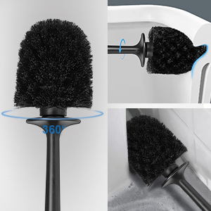 360°Deep Cleaning Toilet Brush