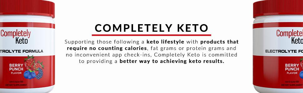 completely keto