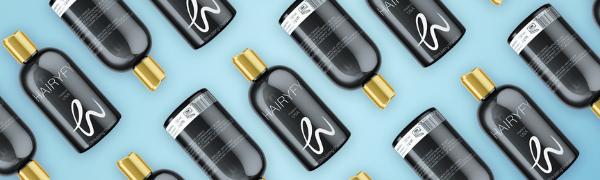 Hairyfy hair loss shampoo logo