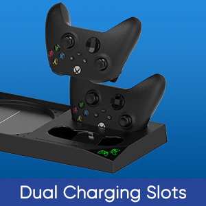 Vertical Cooling Stand for Xbox Series X Console 5