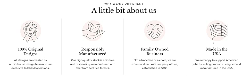 About Us - Original Designs, Family Owned, Made in the USA