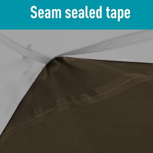 seam sealed tape