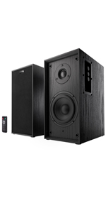 Frisby Audio FS-2030BT Bookshelf Speaker System with Bluetooth