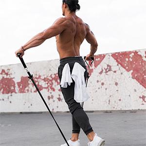 men joggers sweatpants
