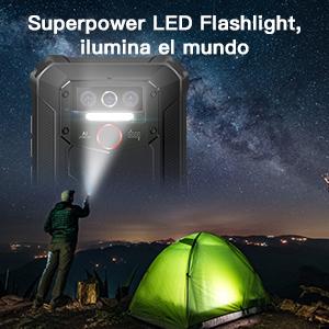 Superpower LED Flashlight