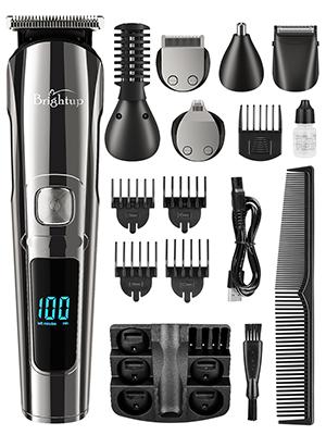 Complete Home Barbers Haircutting Kit
