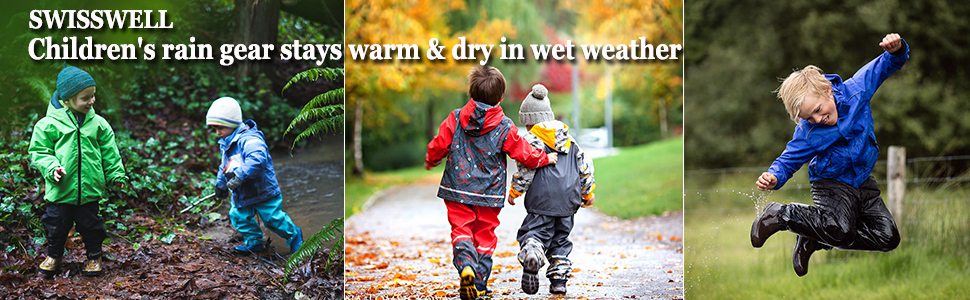boys rain coat waterproof