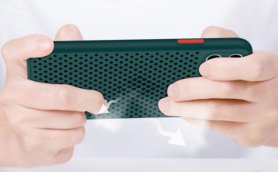 Heat Dissipation Phone Case
