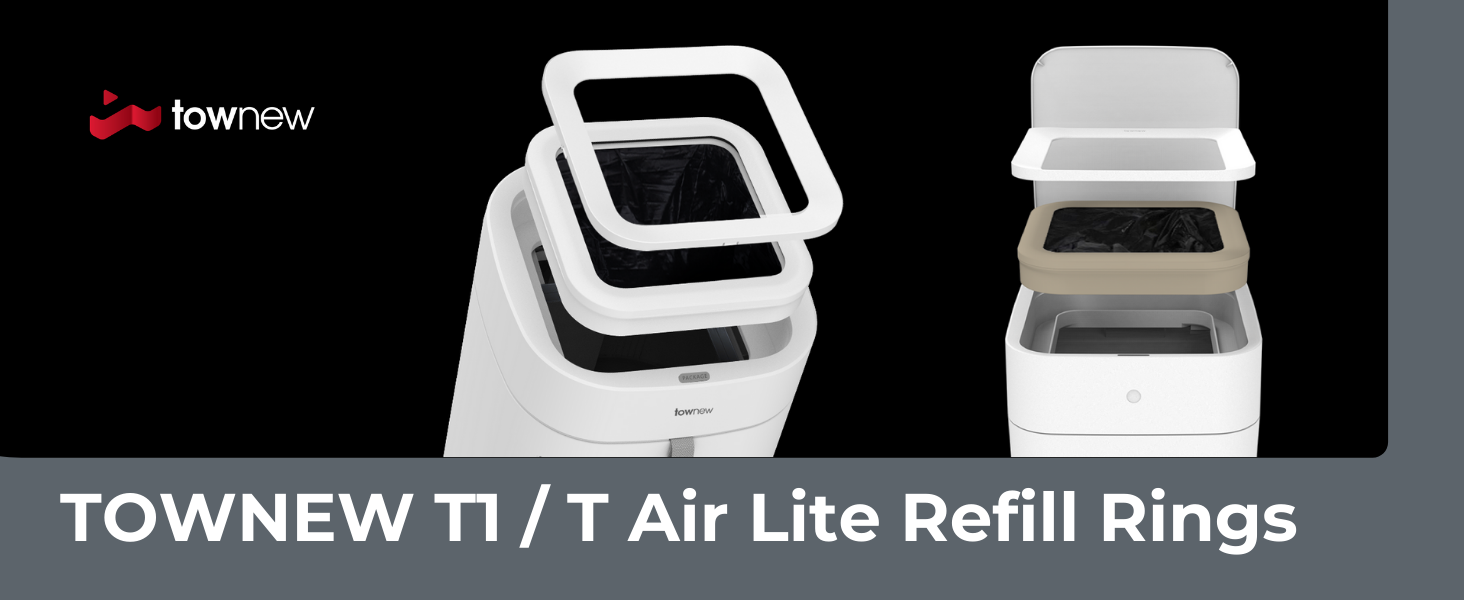 TOWNEW T1 T Air Lite refill rings