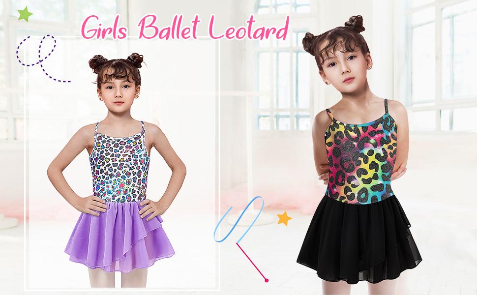 girls camisole ballet dress