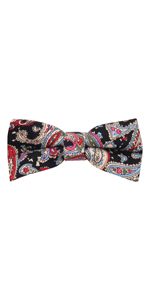 Black BowTie, BowTie,Multi colored Bowtie, Black and Pink BowTie, Pink BowTie