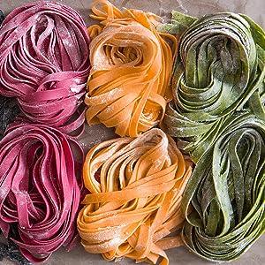 Color Fresh Pasta