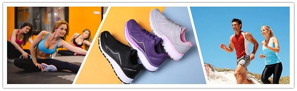 walking sneakers for women