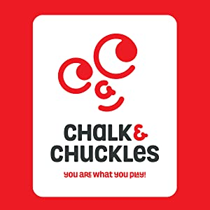 Chalk and Chuckles Educational games and toys for childrens learning age 3 to 10 year old
