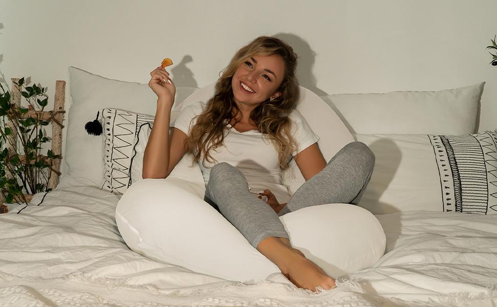 pregnancy pillows c shape pregnancy pillow full body pillow