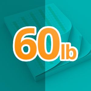 60lb Premium Paper
