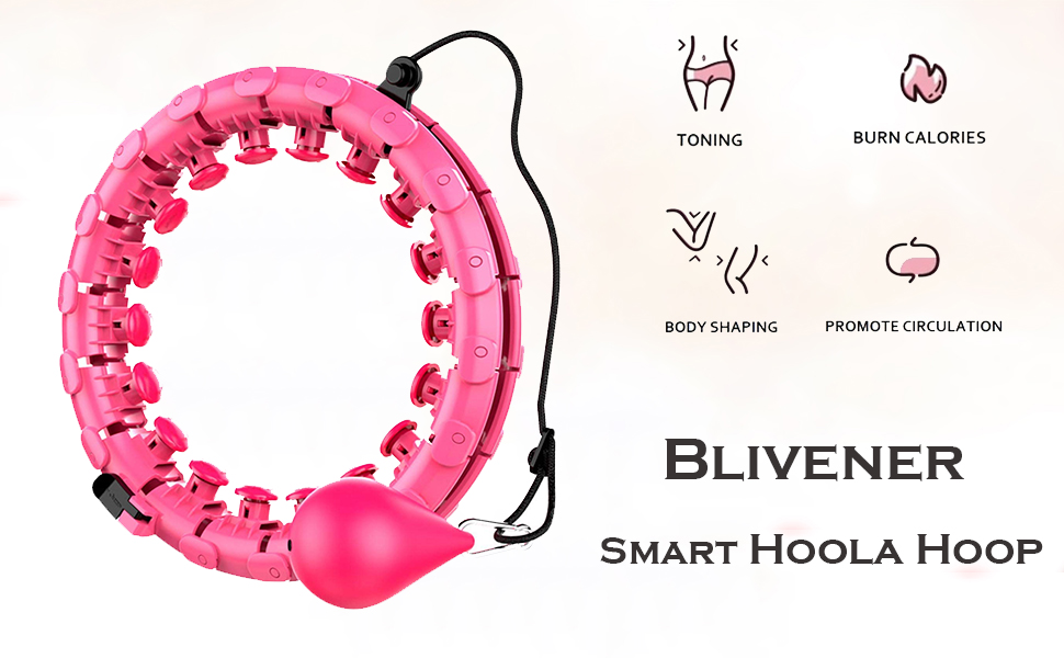 smart weighted hoola hoops for adults weight loss bdomen trainer exercise smart weighted hoola hoop