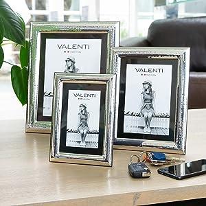 cornici Valenti argento regalo