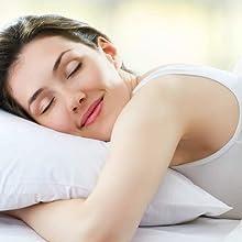 relax and sleep