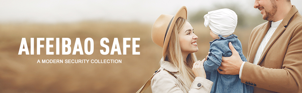 AIFEIBAO SAFE, A MODERN SECURITY COLLECTION