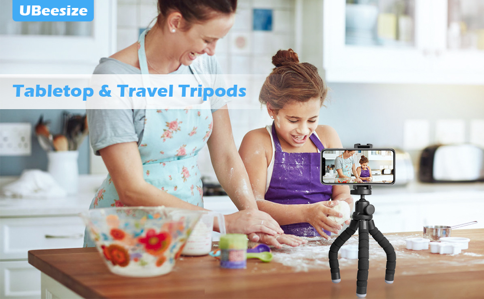 tabletop travel tripods
