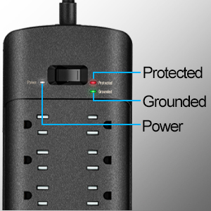 power strip surge protector