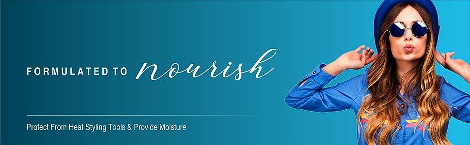 heat protection spray for hair straightner women hair dryer
