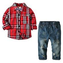 boys pants set