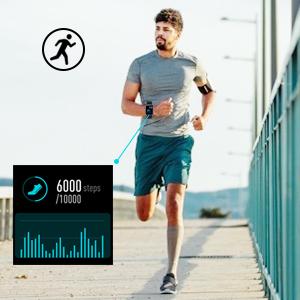 fitness watches for women fitness tracker watch calorie counter watch mens smart watch
