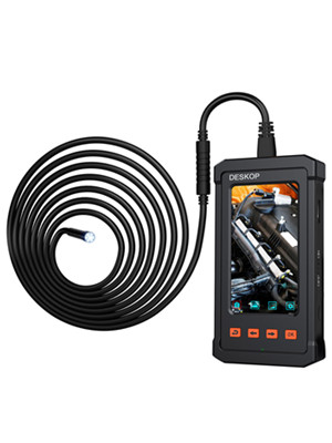 P30 Industrial Endoscope Inspection Camera Borescope 1920x1080P For Car Pipe