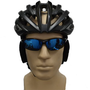 AirStreamz, Cat-Ears, Wind Noise, Cycling, Wind-Blox