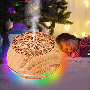 diffuser with bluetooth speaker