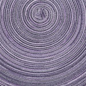 decorative round placemat