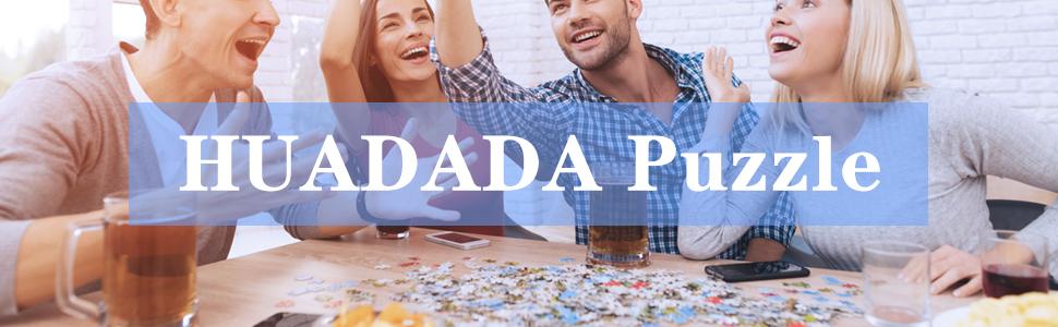 huadada puzzle