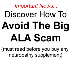 neuropathy support supplement