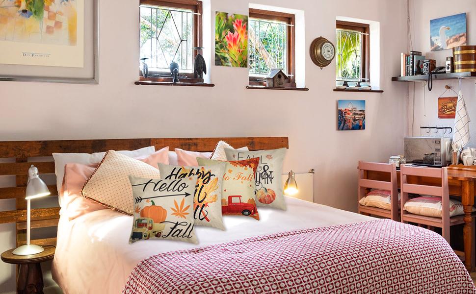 maple pillow