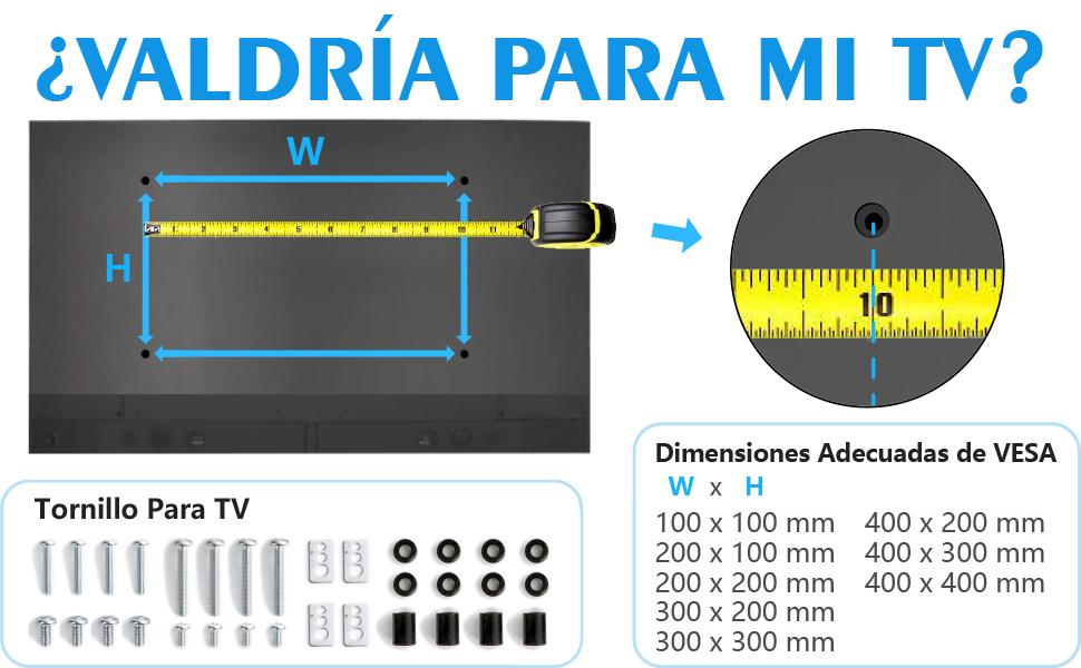 RFIVER Universal Soporte TV de Suelo para Televison LCD LED OLED QLED de 27 a 55 Pulgadas con Giratorio y Altura Ajustable TF7001: Amazon.es: Electrónica