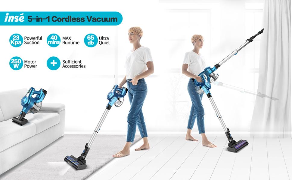 vacuum cleaner for carpet and floor