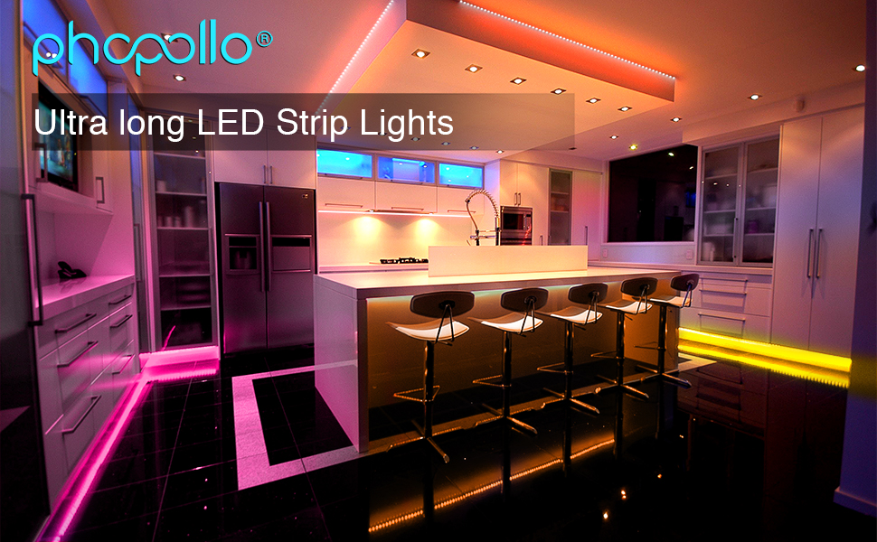 40ft led lights for bedroom