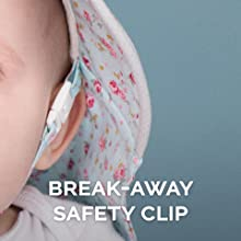 break-away safety clip
