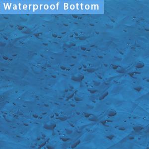 waterproof bottom
