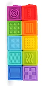 soft stacking blocks for babies